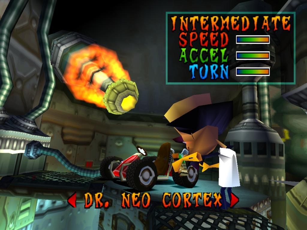 Crash Team Racing [U] ISO < PSX ISOs | Emuparadise